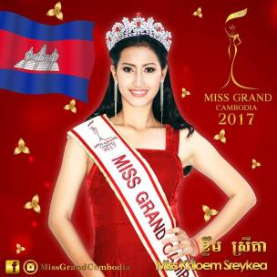 Miss GRand 2017